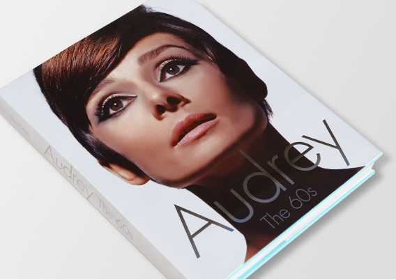 Audrey: The 60s book