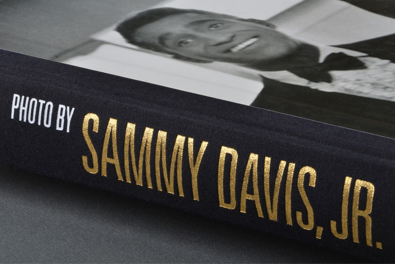 Photo by Sammy Davis, Jr.