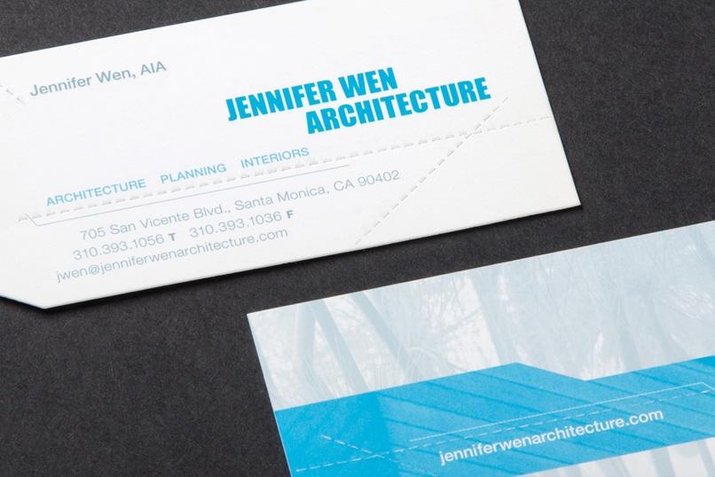 Jennifer Wen Architecture