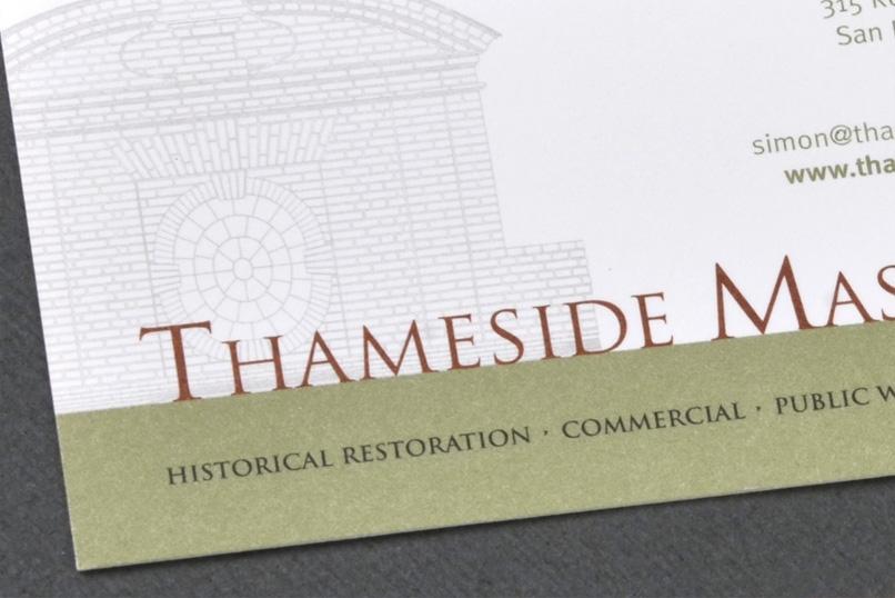 Thameside Masonry