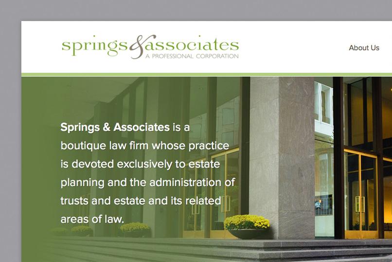 Springs & Associates