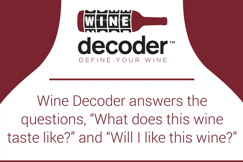 Wine Decoder